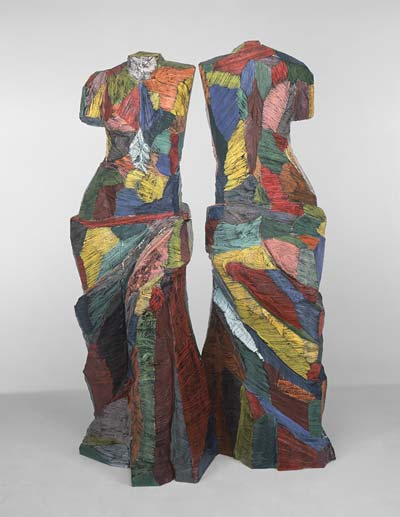 SculptSite.com: Jim Dine Sculpture at Frederik Meijer ...