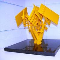 BUTTERFLES by Dennis Dezmain - search and link Sculpture with SculptSite.com