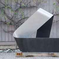 Poised 17 by Joe Gitterman - search and link Sculpture with SculptSite.com