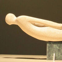 Equilibre by Bozena Happach - search and link Sculpture with SculptSite.com