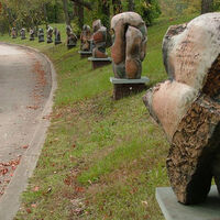 Ancestral Way by Robert Pulley - search and link Sculpture with SculptSite.com
