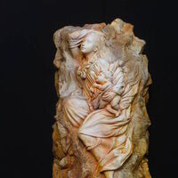 Motherhood by Elena Karamushka - search and link Sculpture with SculptSite.com