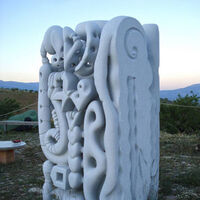 marble view by Stefan Van Der Ende - search and link Sculpture with SculptSite.com