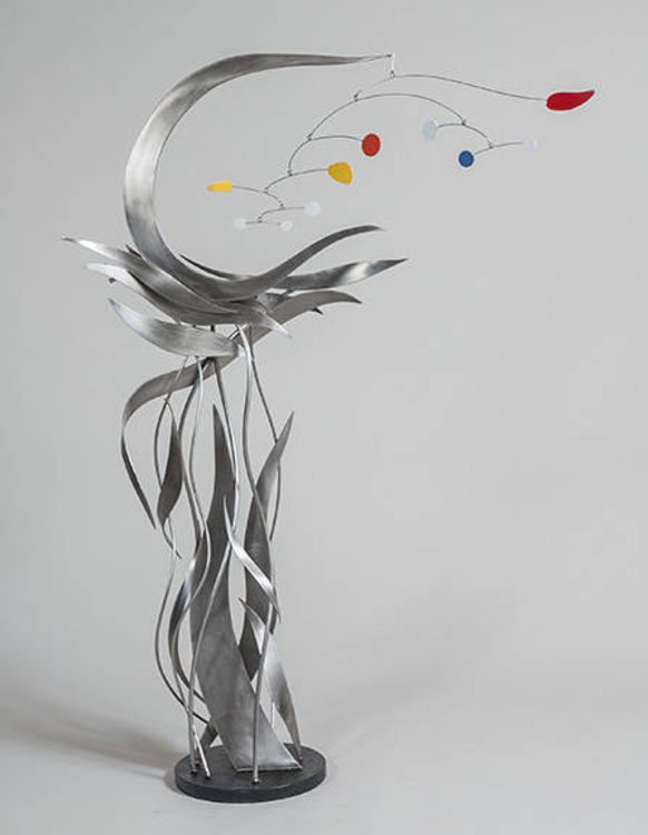 Mobile by Mark Carroll - search and link Sculpture with SculptSite.com
