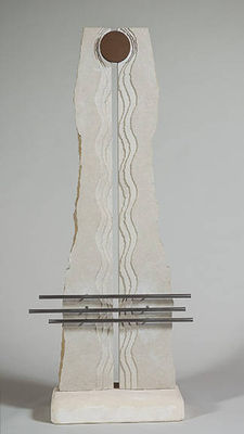 Waterfall by Mark Carroll - search and link Sculpture with SculptSite.com