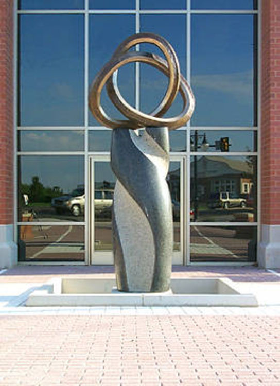 Towamensin by Mark Carroll - search and link Sculpture with SculptSite.com