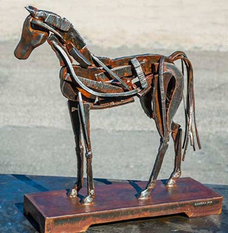 Colt by Mark Carroll - search and link Sculpture with SculptSite.com