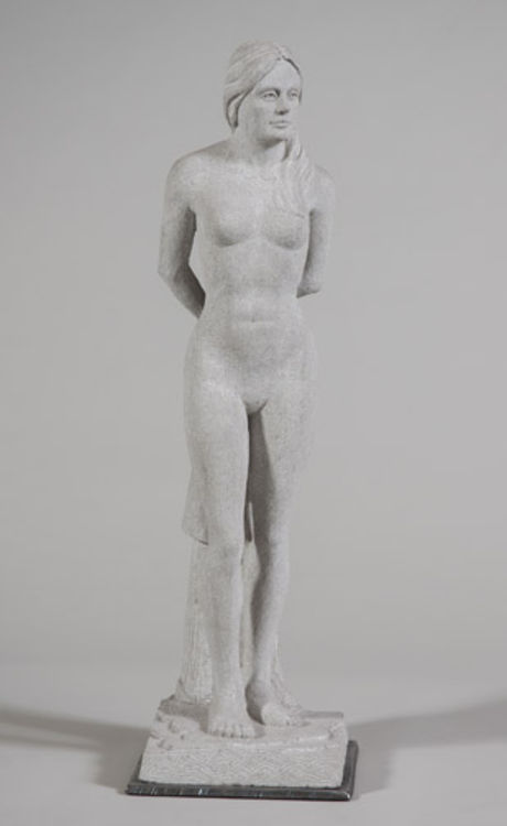 Figure Study by Mark Carroll - search and link Sculpture with SculptSite.com