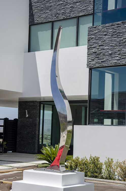 Aspire by Mark Carroll - search and link Sculpture with SculptSite.com