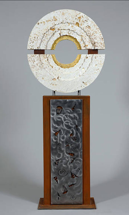 Evolution No. 2 by Mark Carroll - search and link Sculpture with SculptSite.com