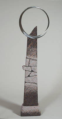 Standing Stone by Mark Carroll - search and link Sculpture with SculptSite.com