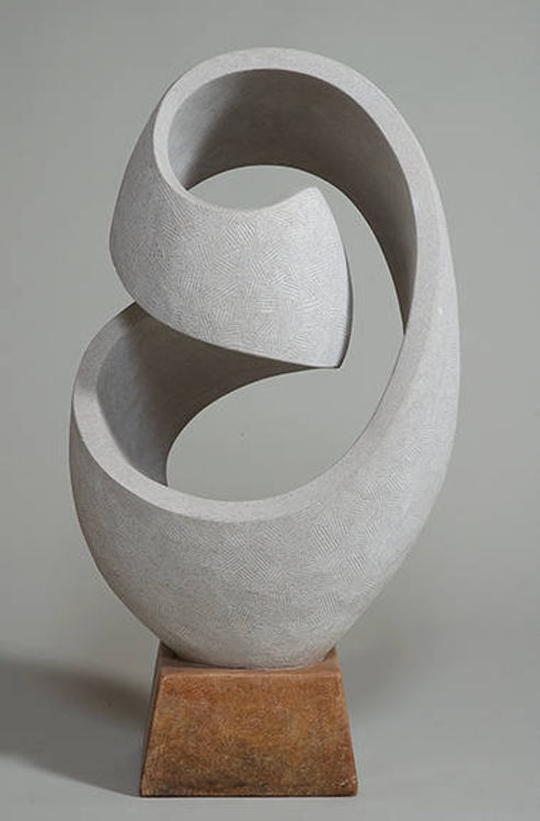 Mobius Variation by Mark Carroll - search and link Sculpture with SculptSite.com