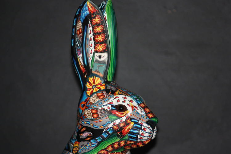 Hare by Adam Rees - search and link Sculpture with SculptSite.com