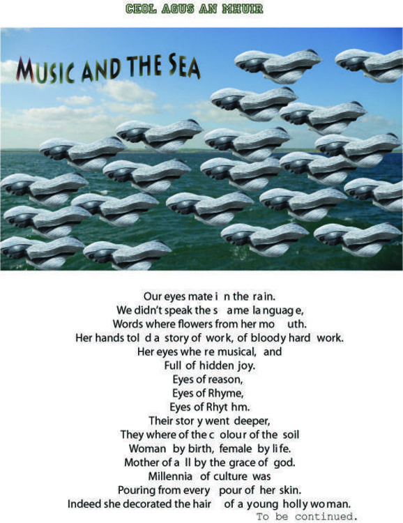 Music and the Sea by Blessing Sanyanga - search and link Sculpture with SculptSite.com
