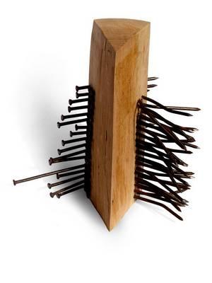 Nails by Ilia Boyarov - search and link Sculpture with SculptSite.com