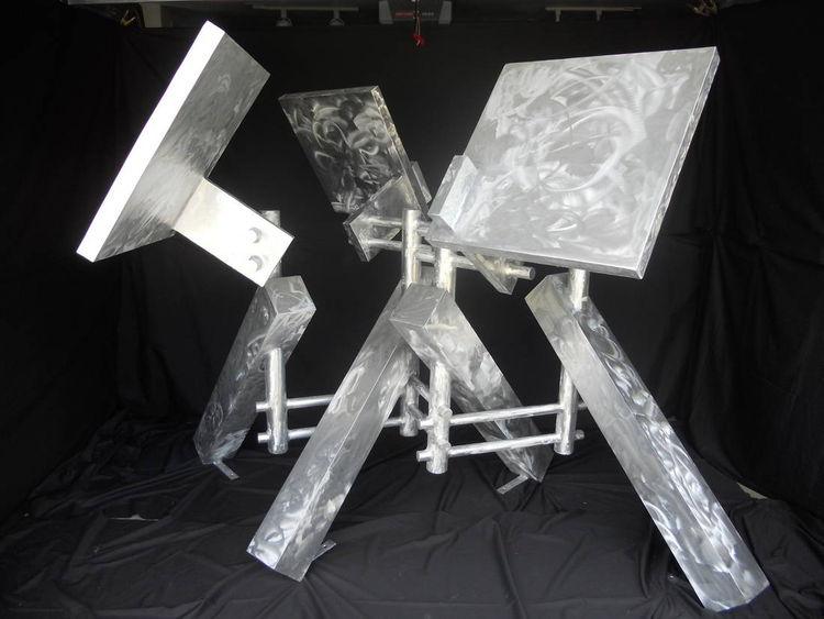MOON DANCE by Dennis Dezmain - search and link Sculpture with SculptSite.com