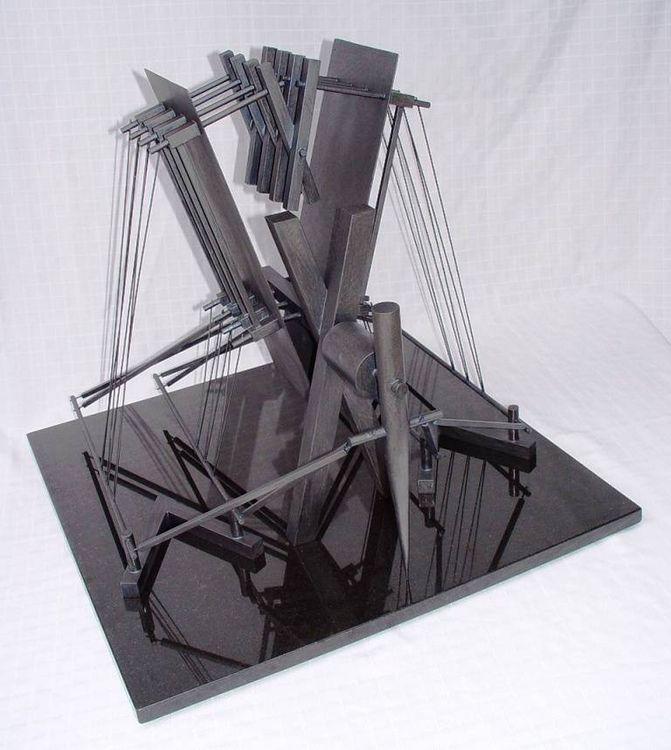 RAVEN by Dennis Dezmain - search and link Sculpture with SculptSite.com
