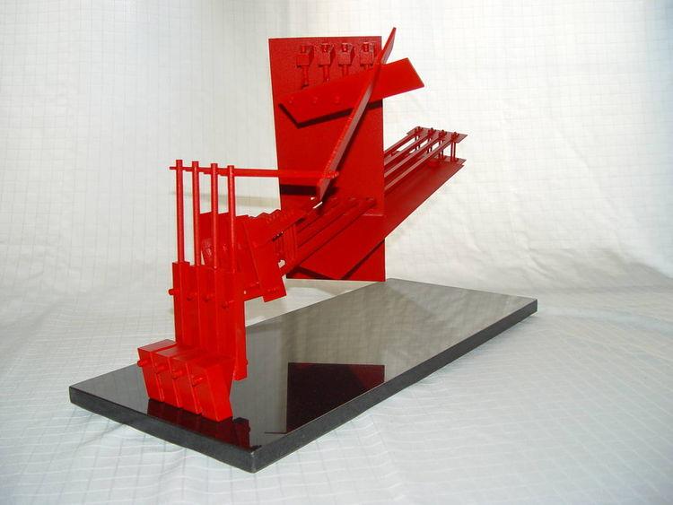 XTENSION by Dennis Dezmain - search and link Sculpture with SculptSite.com