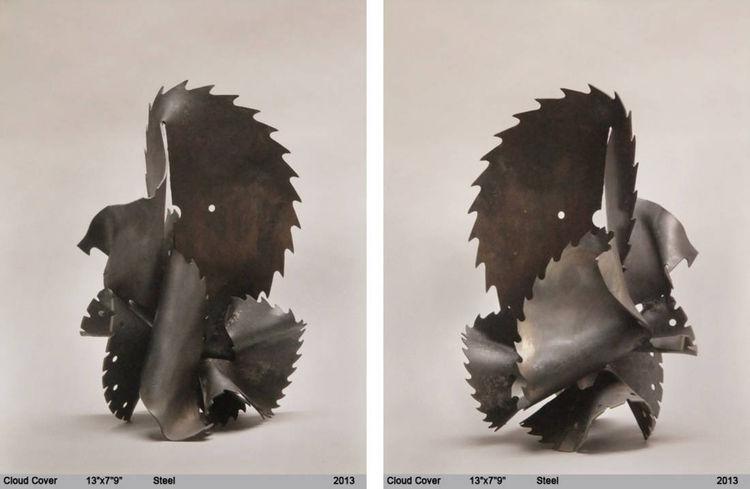 cloud cover by Daniel Sinclair - search and link Sculpture with SculptSite.com