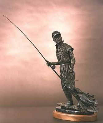 Sporting - Day to Remember by Edd Hayes - search and link Sculpture with SculptSite.com