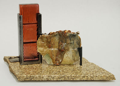 Chaos #5, Meltdown #2 by Ed Pennebaker - search and link Sculpture with SculptSite.com