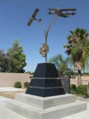 National DFC Memorial by Robert Henderson - search and link Sculpture with SculptSite.com