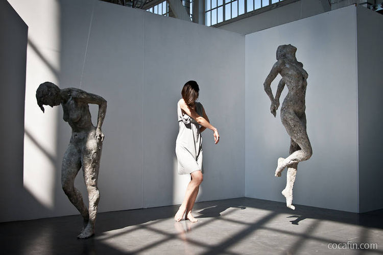 Anacrusis by Izabela Martenka - search and link Sculpture with SculptSite.com