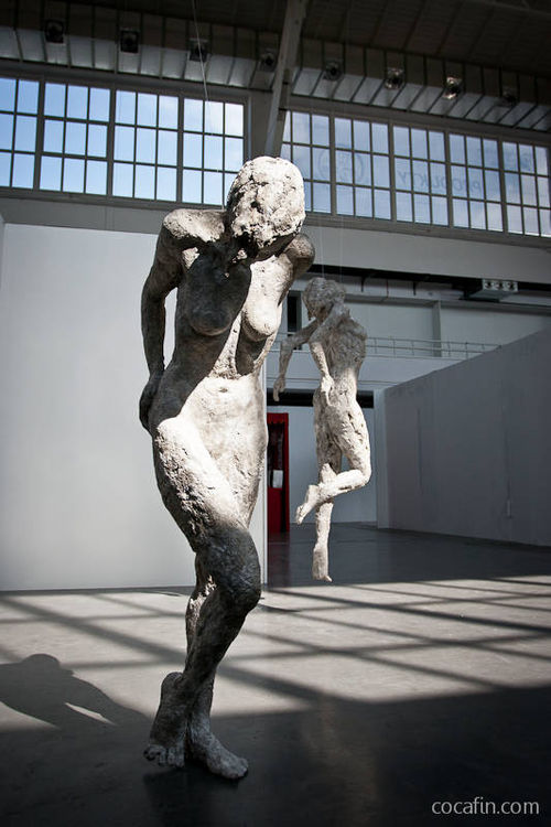 Anacrusis by Izabela Martenka - search and link Sculpture with SculptSite.com