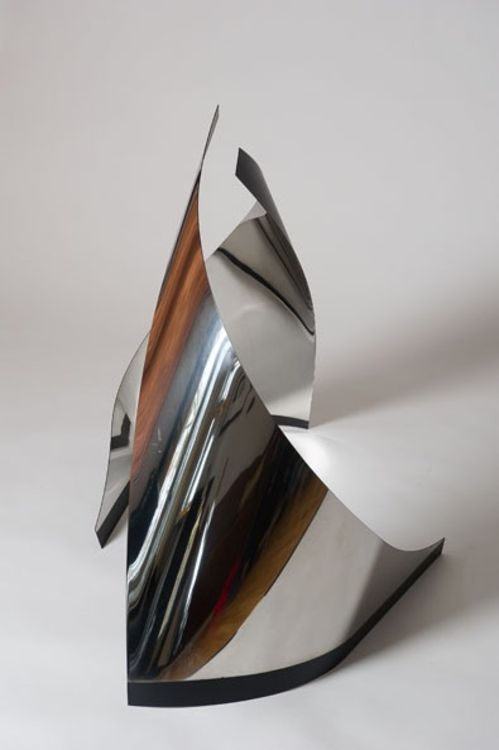 Duo 3 by Joe Gitterman - search and link Sculpture with SculptSite.com