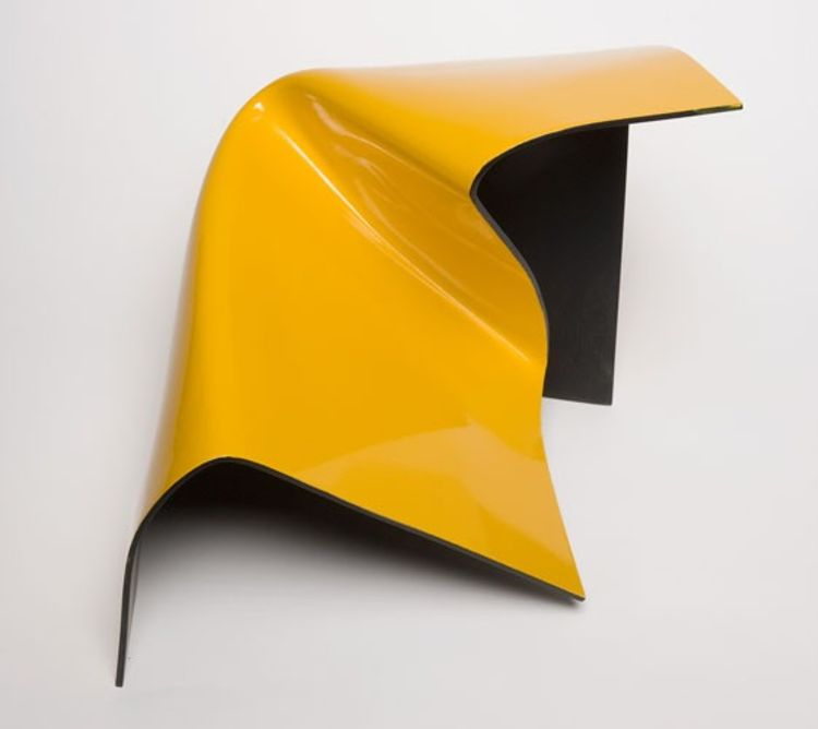 Folded Form 2 by Joe Gitterman - search and link Sculpture with SculptSite.com