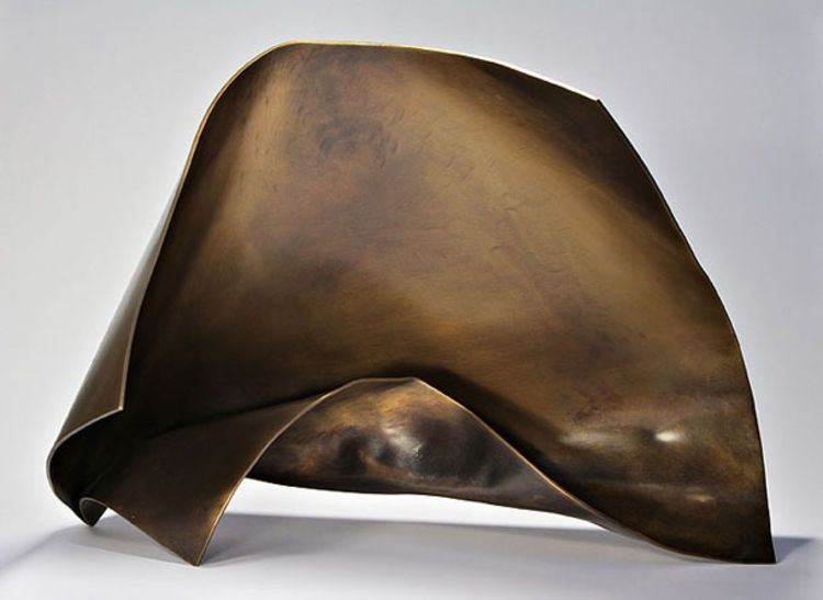 Folded Form 1 by Joe Gitterman - search and link Sculpture with SculptSite.com