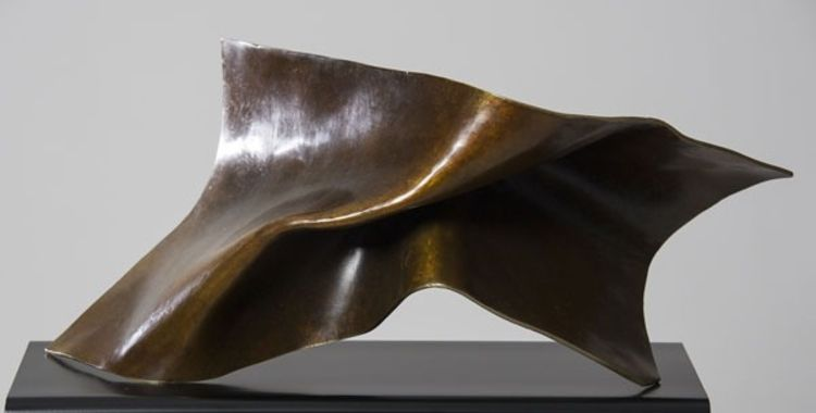 Folded Form 7 by Joe Gitterman - search and link Sculpture with SculptSite.com