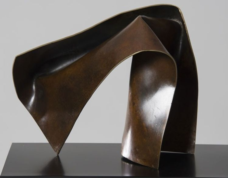 Folded Form 8 by Joe Gitterman - search and link Sculpture with SculptSite.com