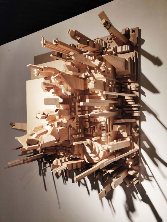 Architecture through Art by Priyanka Muthuraman - search and link Sculpture with SculptSite.com