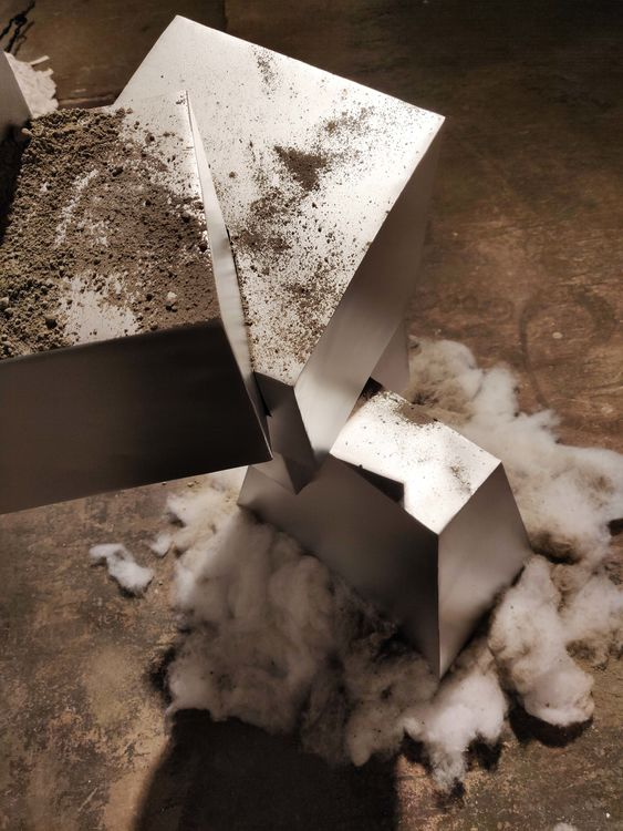 Steel Buildings: A boon? by Priyanka Muthuraman - search and link Sculpture with SculptSite.com