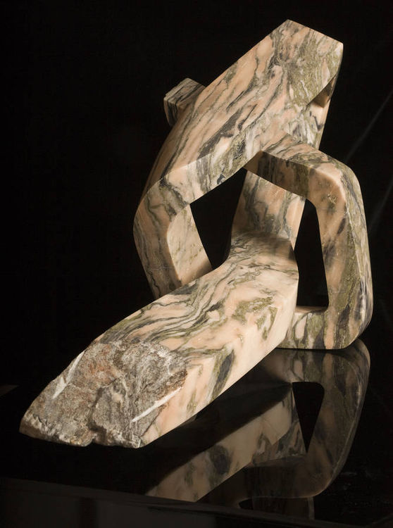 D Knot 1 by Robin Antar - search and link Sculpture with SculptSite.com