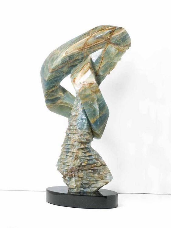 Undoing the Knot by Robin Antar - search and link Sculpture with SculptSite.com