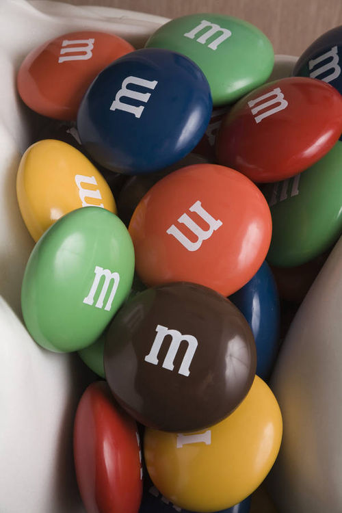 M and M bag 1 by Robin Antar - search and link Sculpture with SculptSite.com