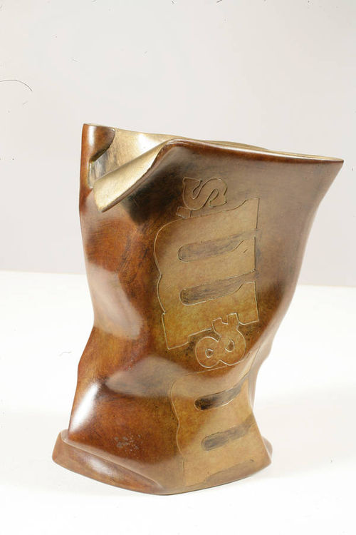 m and m bronze by Robin Antar - search and link Sculpture with SculptSite.com