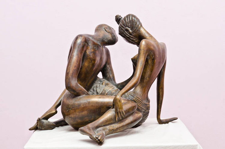by Zakir Ahmedov - search and link Sculpture with SculptSite.com