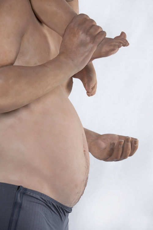Leap 1 by Zarko Baseski - search and link Sculpture with SculptSite.com