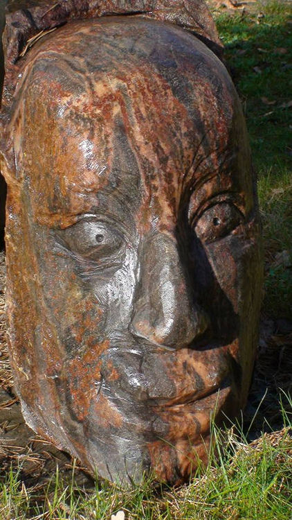 FATHER AND SON   by Toomas Altnurme - search and link Sculpture with SculptSite.com