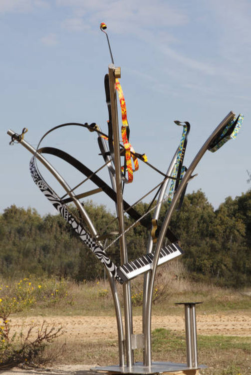 Chamber Quintet by Ana Lazovsky - search and link Sculpture with SculptSite.com