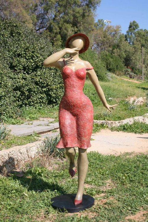 Fantasy by Ana Lazovsky - search and link Sculpture with SculptSite.com