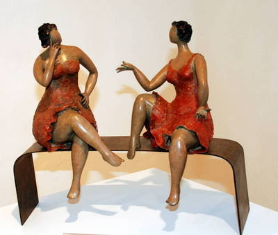 Stories that never end by Ana Lazovsky - search and link Sculpture with SculptSite.com