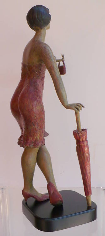 Maya by Ana Lazovsky - search and link Sculpture with SculptSite.com