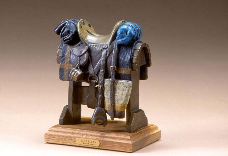 McClellan by David Argyle - search and link Sculpture with SculptSite.com