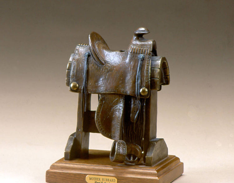 Mother Hubbard by David Argyle - search and link Sculpture with SculptSite.com