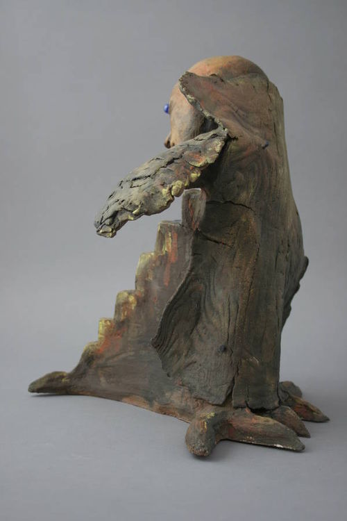 Sacred Flow by Jo Grishman - search and link Sculpture with SculptSite.com