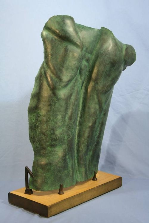 Epiphany by Barry W. Sheehan - search and link Sculpture with SculptSite.com
